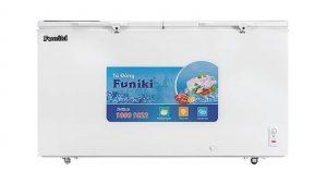 Tủ đông nằm 1 ngăn 2 cánh mở-Funiki-HCF-1000S1PD2.N-1