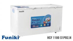 Tủ đông-Funiki-HCF-1100-S1PD2-N 1 ngăn 2 cánh mở