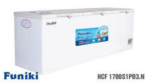 Tủ đông-Funiki-HCF-1700S1PD3.N 1 ngăn 3 cánh mở