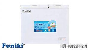 Tủ đông-Funiki-HCF-400S2PH2.N 2 ngăn 2 chế độ