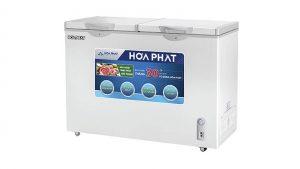 Tủ đông nằm 2 ngăn 2 cánh mở Hòa Phát-HCF-506S2D2