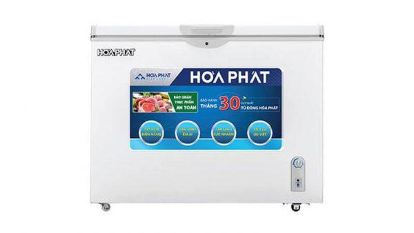 Tủ đông nằm 1 ngăn 1 cánh mở Hòa Phát-HCF-516S1N1