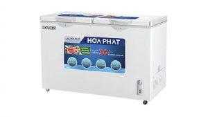 Tủ đông 1 ngăn 2 cánh mở Hòa Phát-HCF-666S1N2