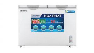 Tủ đông Hòa Phát-HCFI-656S2D2 Inverter 2 ngăn 2 chế độ