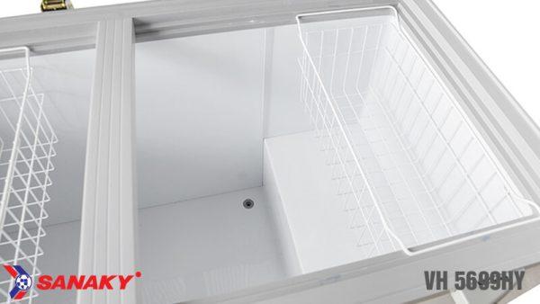 Tủ đông -Sanaky-VH-5699HY-2
